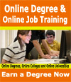 Online Education, Online Training for Your Job, Distance Education, E-learning Programs for Your Career!